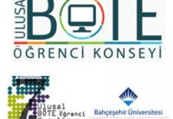 7. Ulusal BÖTE Öğrenci Kurultayı Bahçeşehir Üniversitesi / İstanbul